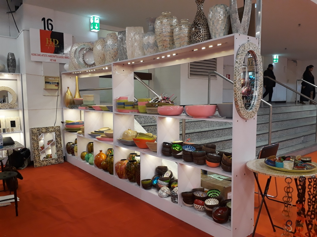 TRADE FAIR IN AMBIENT 2018 - GERMANY
