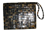 Vietnam Buffalo horn IPAD bag