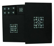 dining set (table mats/coasters/rings)
