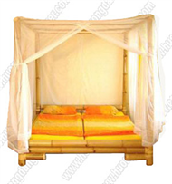 Bamboo Bed  Bamboo Bed  Mosquito-net100%cotton
