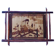 bamboo painting