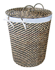 Vietnam Basket with lid
